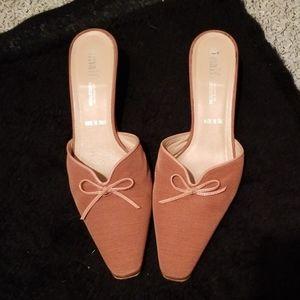 Amalfi slip on heels